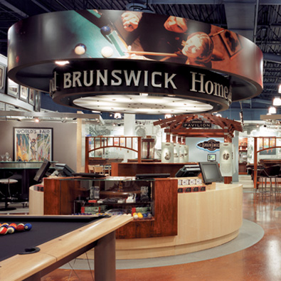 Brunswick Home and Billiard